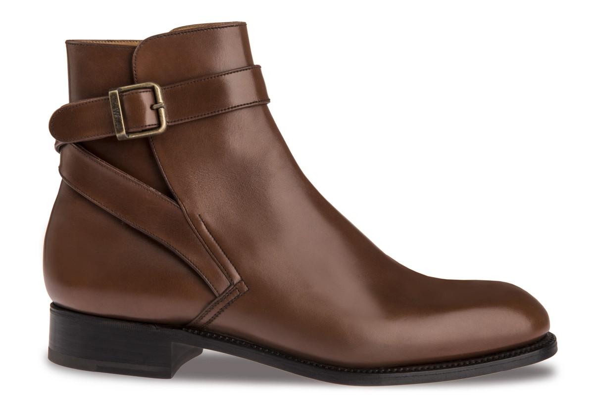 Black Shoe Polish On Brown Boots